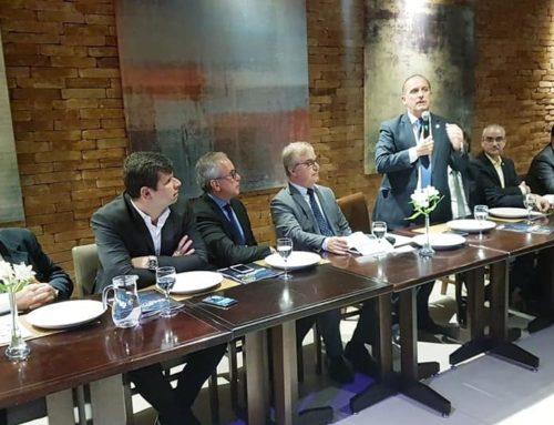 ABRAS promove encontro com futuro ministro da Casa Civil